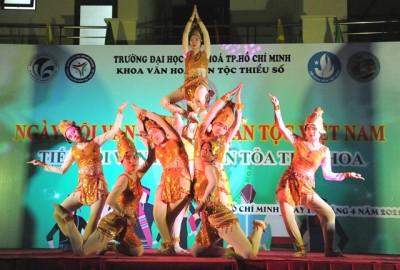 Tuyển sinh ngành Văn hóa các dân tộc thiểu số Việt Nam, trường Đại học Văn hóa Tp.HCM năm 2021